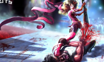 guts game art 1 400x240 - Ultraviolent Fight Game GUTS Heading To Consoles