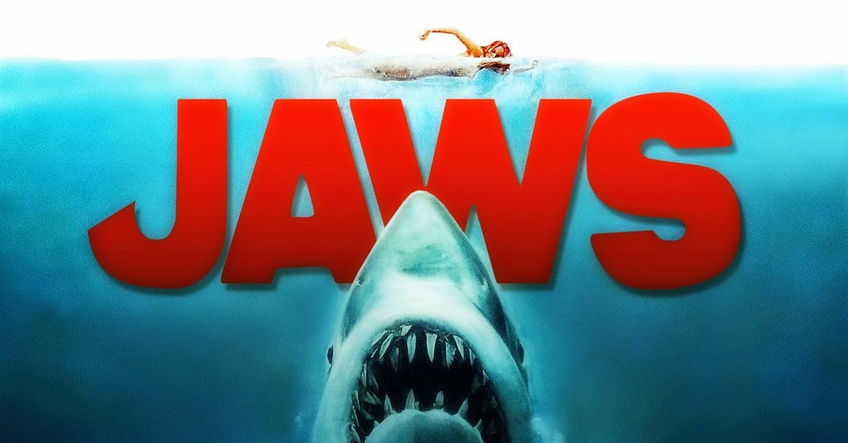 jawsposterbanner1200x627 - Gender Bashing: Marketing the Vulnerable Woman in Shark Horror