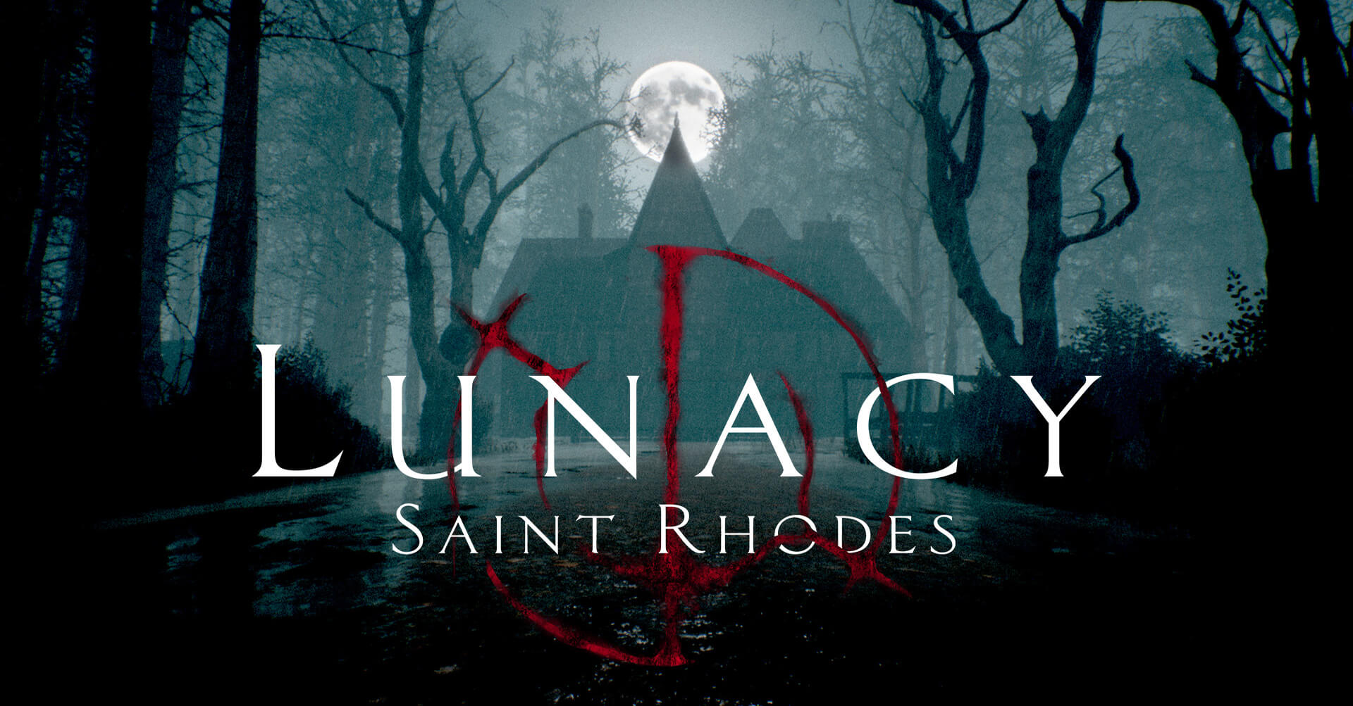 lunacy saint rhodes key art 1 - LUNACY: SAINT RHODES Is A Horror Game Which Adapts To Your Play Style