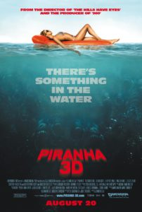 piranha 3d 202x300 - Drinking With The Dread: PIRANHA 3D Bites Back!