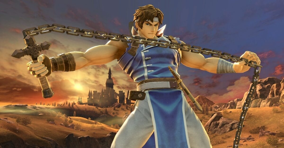 Image result for Richter Belmont