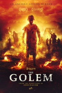 thegolemposter 202x300 - Dread Central Presents: Behold The Terrifying Power of THE GOLEM