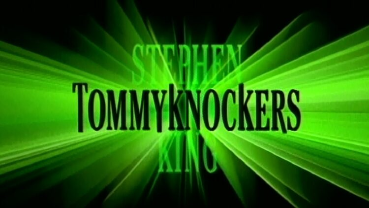 tommyknockers 750x422 - James Wan & Stephen King's THE TOMMYKNOCKERS Abducts Screenwriter