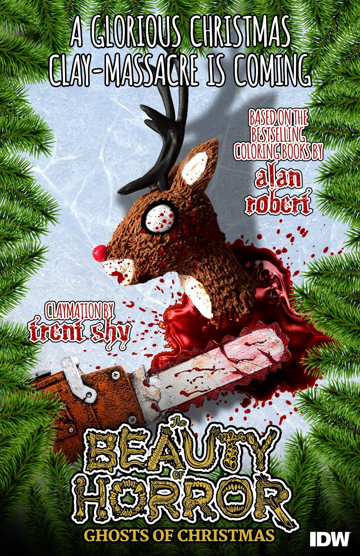 unnamed 35 - THE BEAUTY OF HORROR Promises Violent R-Rated NIGHTMARE BEFORE CHRISTMAS