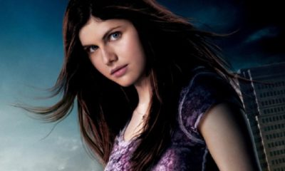 Alexandra Daddario 400x240 - Alexandra Daddario Summons Darkness for Director Marc Meyers