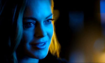 AmongtheShadowsLohan 400x240 - Lindsay Lohan is a Vampire in New Poster + Trailer for AMONG THE SHADOWS