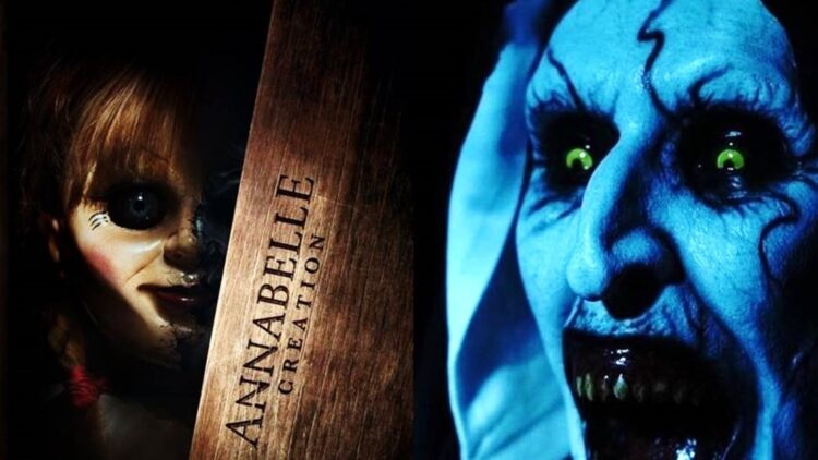 Annabelle and The Nun 750x422 - At What Point on THE CONJURING Timeline will ANNABELLE 3 Take Place?