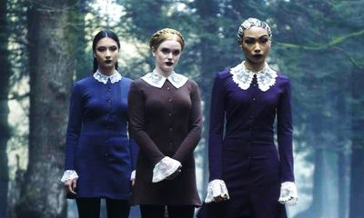 CAOS 400x240 - Gallery of Character Pics from CHILLING ADVENTURES OF SABRINA Will Put a Spell on You