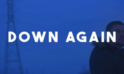 DOWNAGAIN UPDATED 400x240 - Metal & Mike: CHIMAIRA's MARK HUNTER Talks Mental Illness In New Documentary, DOWN AGAIN