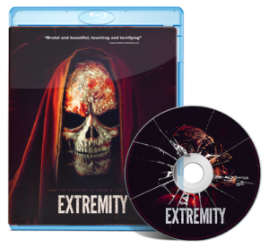 ExtremityBluRay still0 500x754 web Extremity BR 300x276 - Dread Central Presents: Exclusive EXTREMITY Trailer Brings the Haunts!