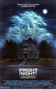 Fright Night 1985 Poster 190x300 - Pittsburgh Theater Company Presenting FRIGHT NIGHT the Play this October
