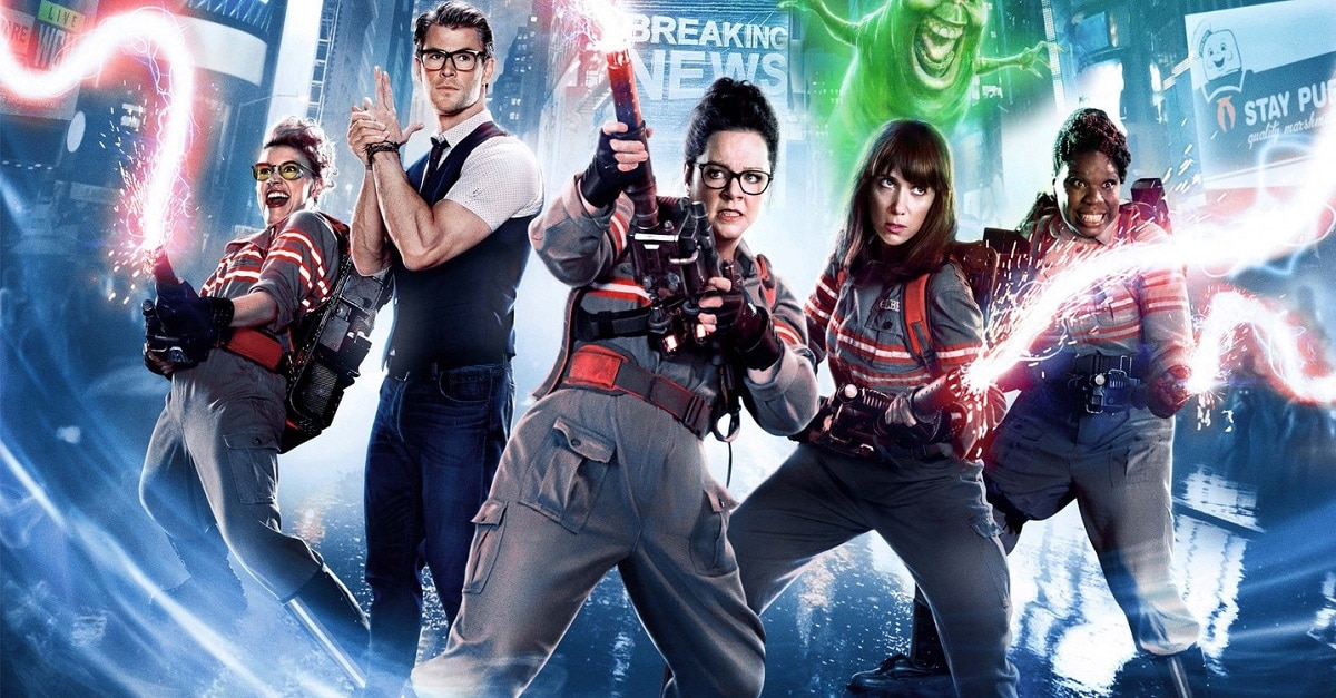 Ghostbusters fi - Paul Feig Supports Leslie Jones & Offers His Own Opinion on Upcoming GHOSTBUSTERS 3