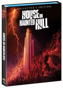 HOUSE ON HAUNTED HILL Blu-ray Review - Visit A Place Truly Horrific