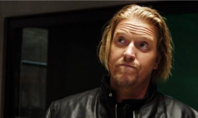 "Jake Busey 2 400x240 - THE PREDATOR's Jake Busey Says Studio Execs Need to Get Heads Out of ""Bean-Counter Butts"""