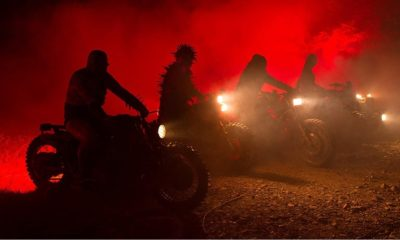 Mandy 2018 Bikers 400x240 - MANDY will Arrive in Theaters & VOD Simultaneously This Weekend; Blu-ray This October