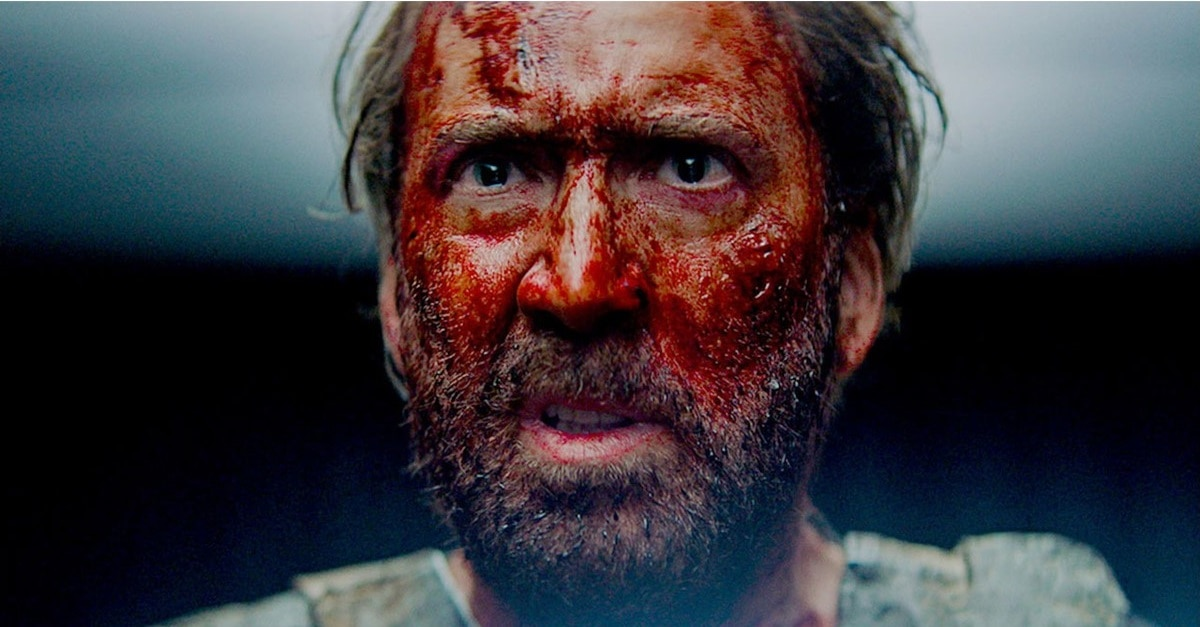 Mandy Nic Cage - Shudder Will Be the Exclusive Home of 2018's Breakout Horror Hit MANDY
