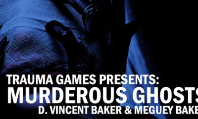 MurderousGhosts 01 400x240 - MURDEROUS GHOSTS Review: Choose Your Own Poltergeist