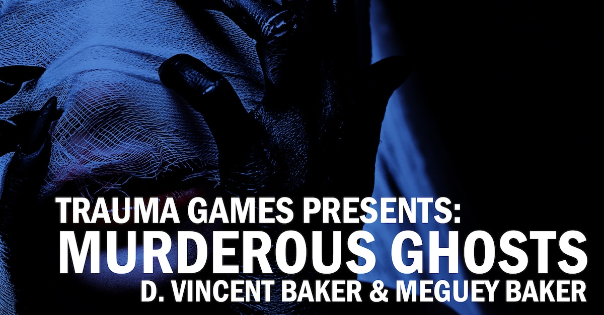 MurderousGhosts 01 - MURDEROUS GHOSTS Review: Choose Your Own Poltergeist