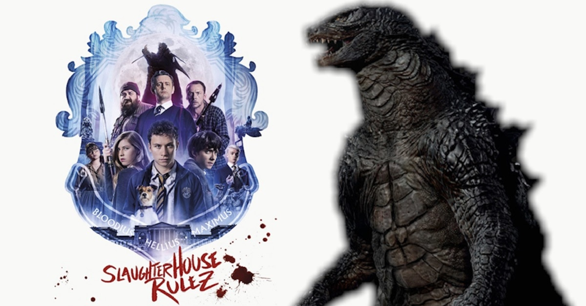 New MPAA Ratings - PG-13 or R? MPAA Ratings Announced for GODZILLA 2, SLAUGHTERHOUSE RULZ & More