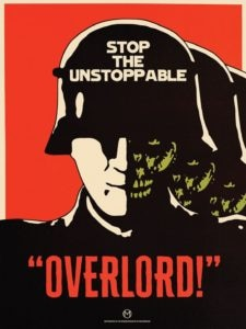 Overlord Poster 225x300 - New OVERLORD Poster Stops the Unstoppable