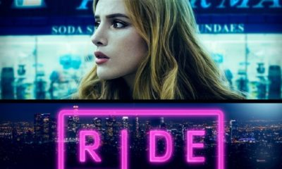 RIDE Poster DC 1 1 400x240 - TRAILER: Jeremy Ungar's RIDE Starring Bella Thorne