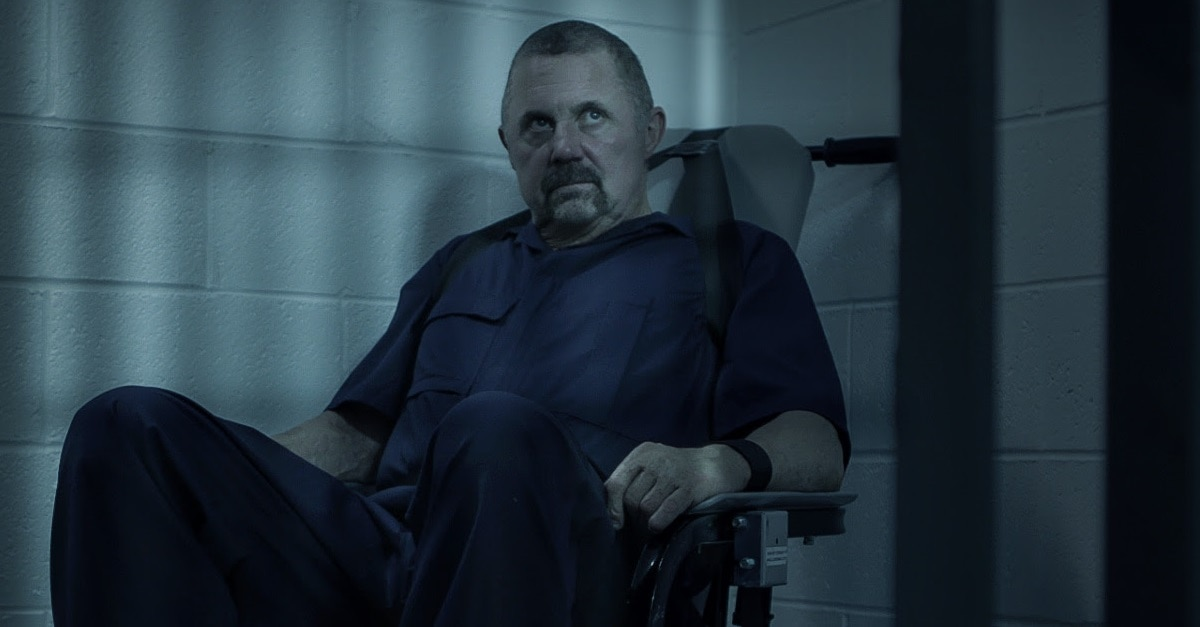 Room 9 FI - First Look: Kane Hodder in Tom Walton's ROOM 9