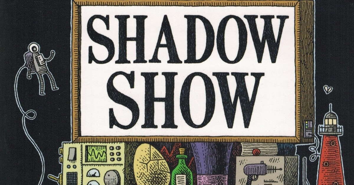 Shadow Show Edit - Terror TV Signs Acclaimed Anthology SHADOW SHOW: An Interview With Mort Castle