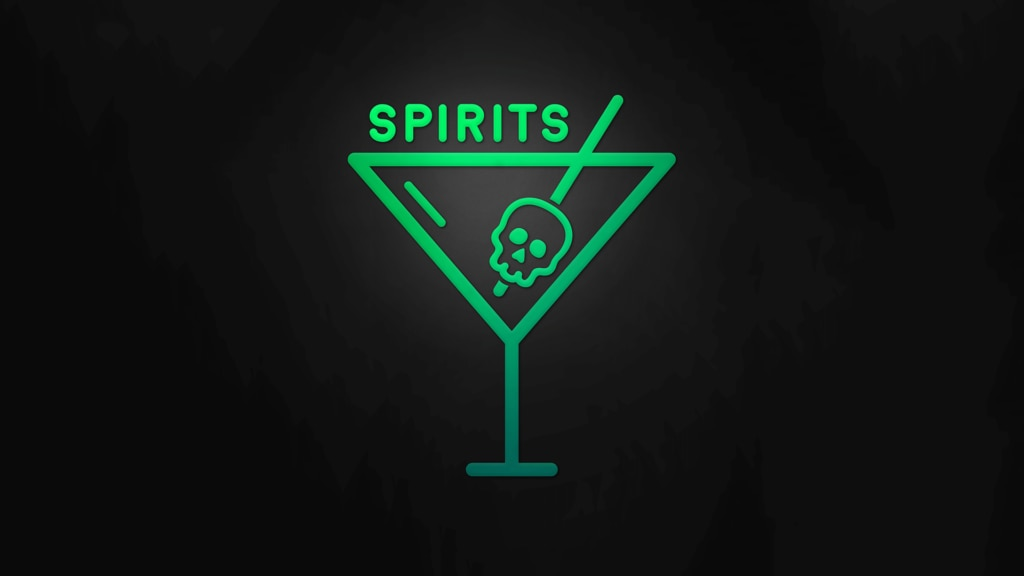 Spirits Logo widescreen 1024x576 - BHFF 2018: Second Wave Revealed and We're Bringing DRINKING WITH THE DREAD to the Show!