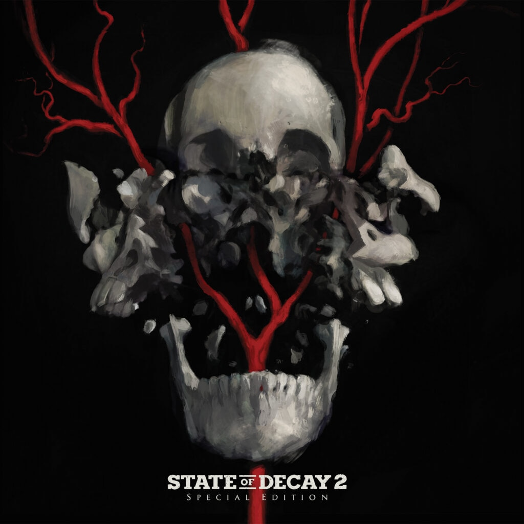 StateOfDecay2ProductB 1024x1024 - Exclusive: Jesper Kyd's STATE OF DECAY 2 Soundtrack Coming to Vinyl