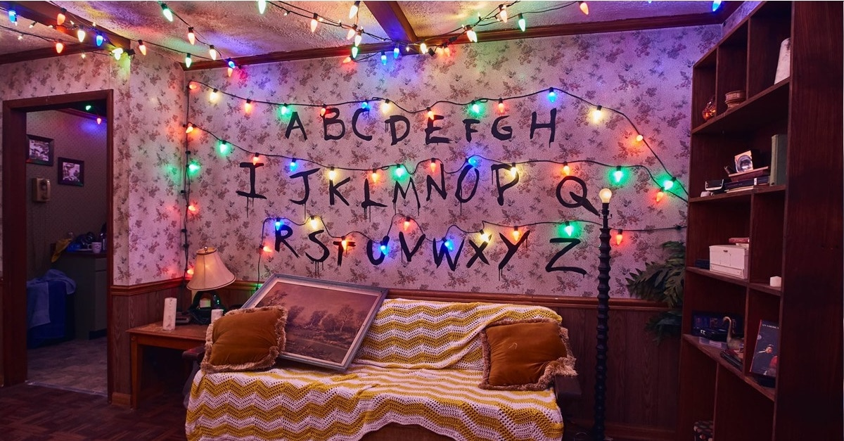 stranger things haunted house hhn 2018 heres your first look at the stranger things haunted