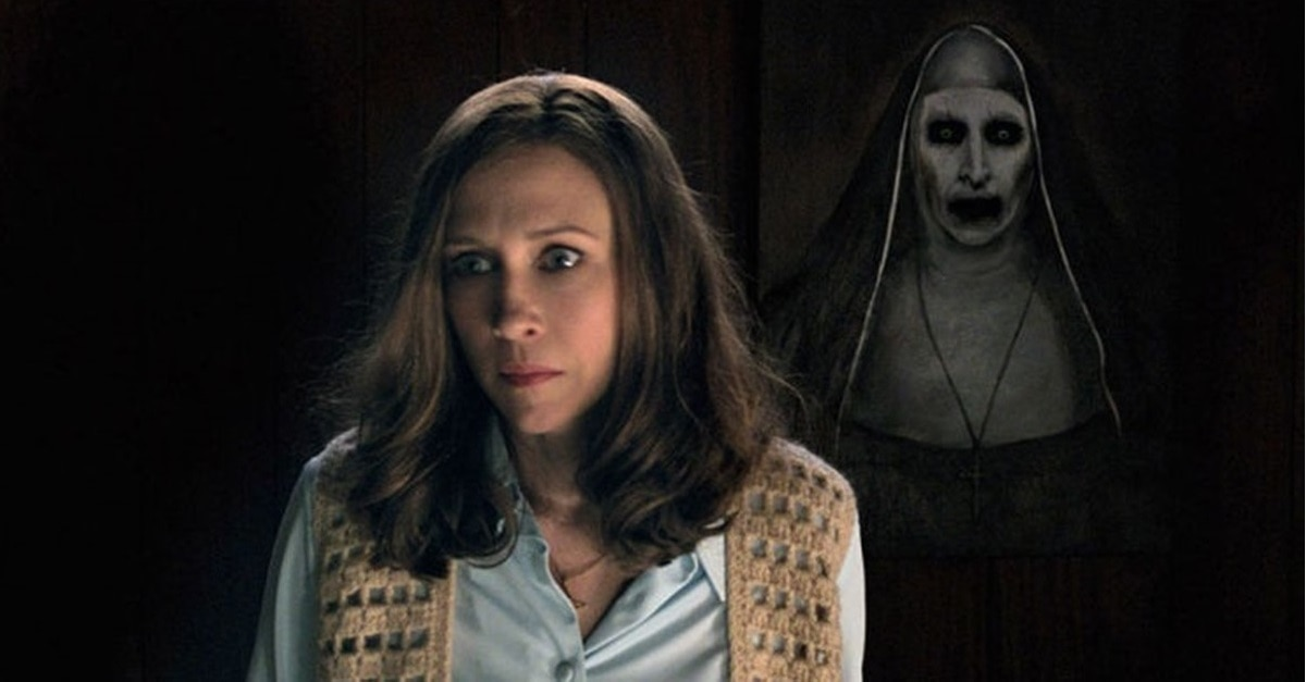 The Conjuring 2 Lorrain and Valak - THE CONJURING 3 Will Start Filming in 2019