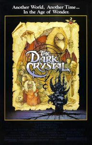 The Dark Crystal 1982 Poster 191x300 - With THE DARK CRYSTAL Now on Netflix, Is AGE OF RESISTANCE Coming Soon?