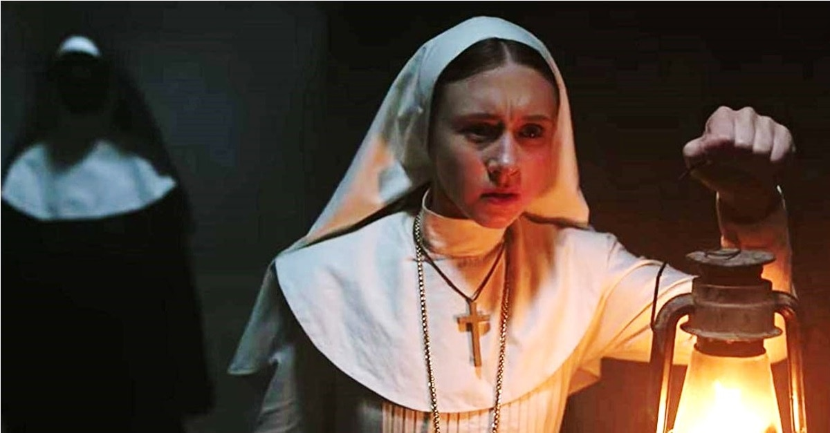 The Nun Review Featured Image - THE NUN Review – The Most Atmospheric & Relentless Chapter in THE CONJURING Franchise (So Far)