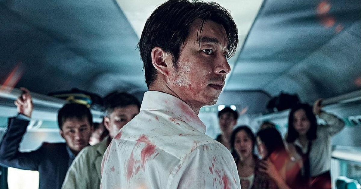 Train to Wan - James Wan & Gary Dauberman Remaking TRAIN TO BUSAN