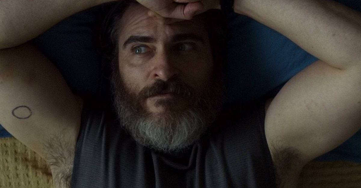You were never really here - Here's Every Horror Film Coming To Amazon Prime This October