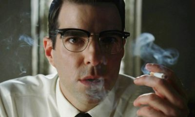Zachary Quinto 400x240 - Quinto and Cummings Lead Joe Hill's NOS4A2 Series