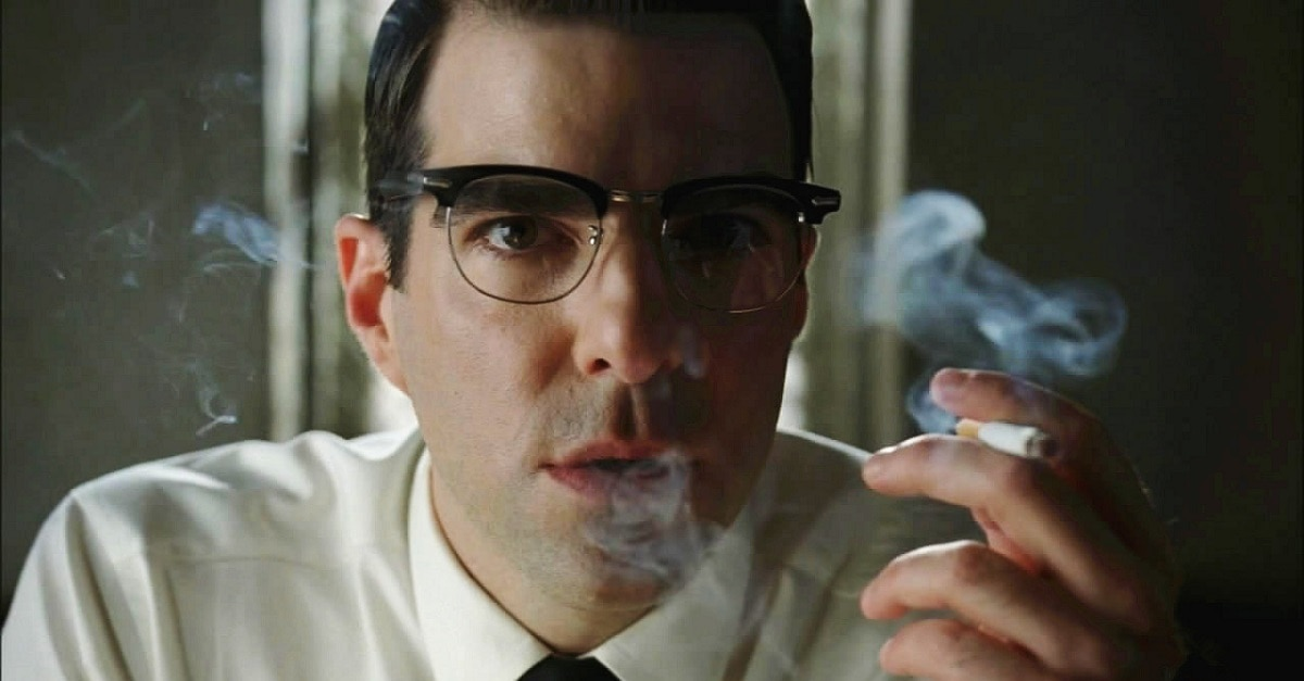 Zachary Quinto - Quinto and Cummings Lead Joe Hill's NOS4A2 Series