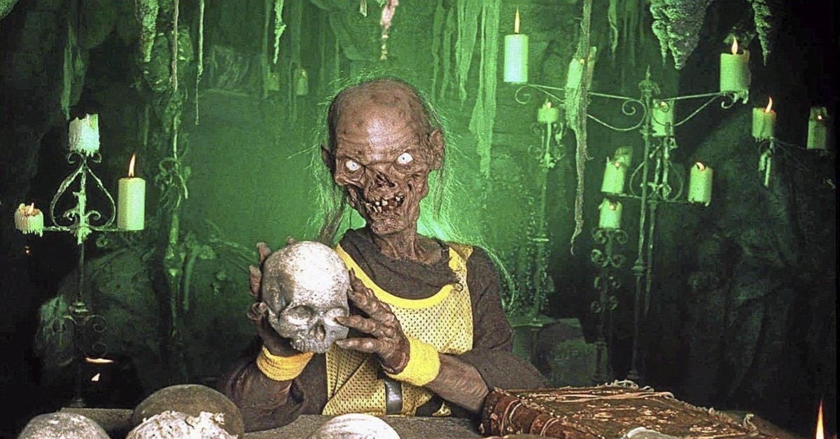 crypty - EXHUMING TALES FROM THE CRYPT: If the Vampires Don't Kill Ya, the Undertakers Will