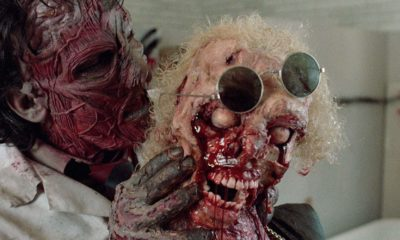 doomasylum banner 400x240 - DOOM ASYLUM Blu-ray Review - A Poor Attempt To Put The Laughter In Slaughter