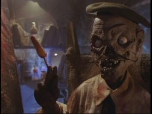easel2 300x225 - EXHUMING TALES FROM THE CRYPT: If the Vampires Don't Kill Ya, the Undertakers Will