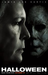 halloweenposter2 190x300 - HALLOWEEN Headed Towards Record Breaking Opening Weekend