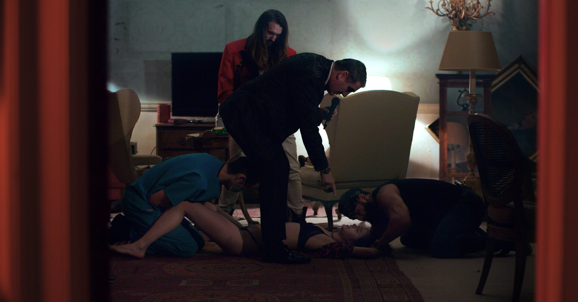 intruders still image 1 - The Music Industry Goes Dark In Upcoming Thriller IN2RUDERS