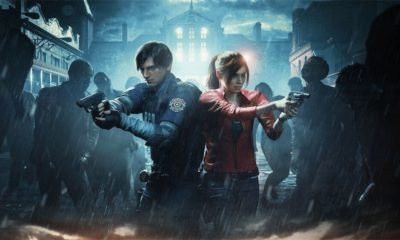 resident evil 2 remake leon and clare 1 400x240 - RESIDENT EVIL 2 Remake Continues To Look Amazing in New Footage
