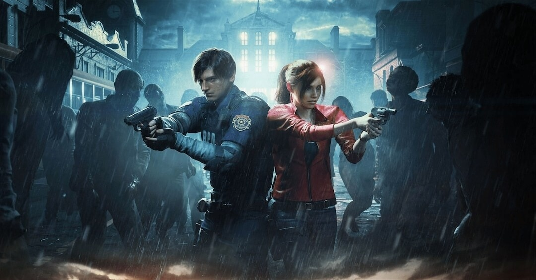 resident evil 2 remake leon and clare 1 - RESIDENT EVIL 2 Remake Continues To Look Amazing in New Footage
