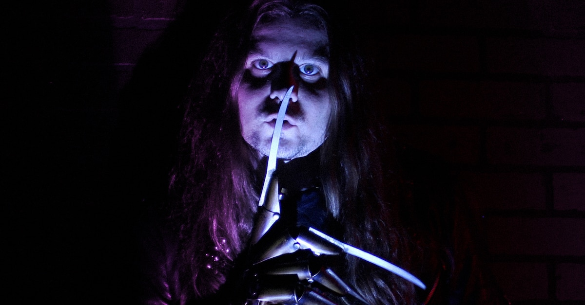 "slasherdavebanner1200x627 - Exclusive SLASHER DAVE Track ""Frights"" Brings Aural Halloween Joy"