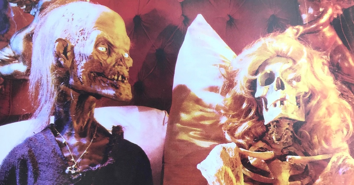 taleshead - EXHUMING TALES FROM THE CRYPT: Trapped in Love and Death
