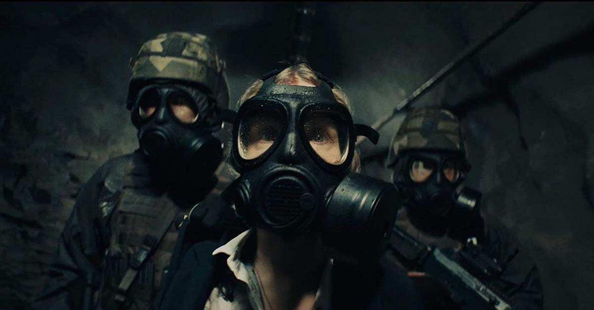 Fantastic Fest 2018: THE UNTHINKABLE Review - War is Hell