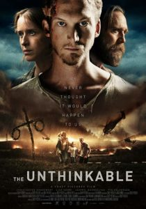 theunthinkableposter 210x300 - Fantastic Fest 2018: THE UNTHINKABLE Review - War is Hell But There Are Things Far Worse