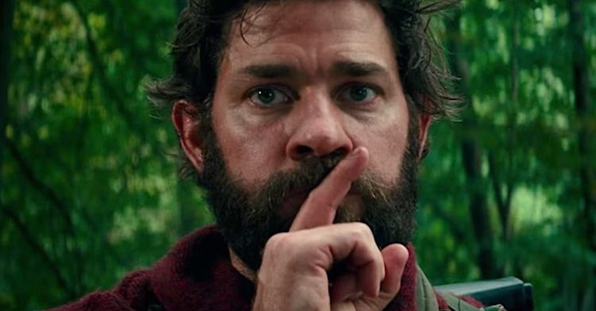 A Quiet Place - True Story: John Krasinski Played the Monster in A QUIET PLACE