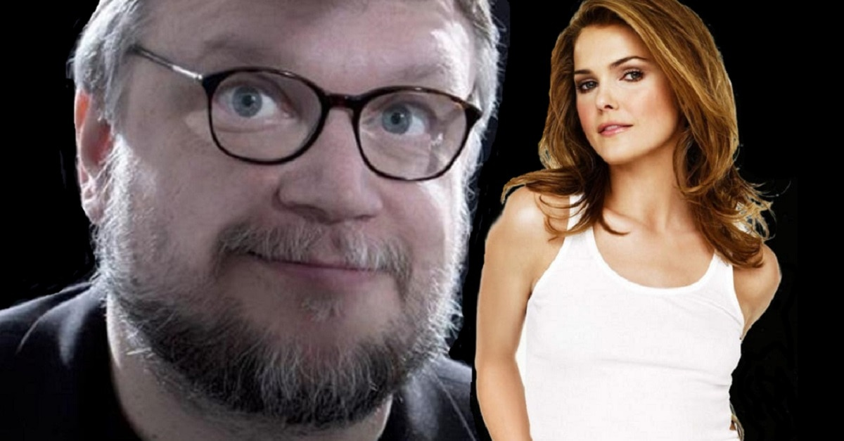 Antlers - Del Toro-Produced ANTLERS With Keri Russell Starts Filming